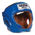 Кикбоксерский шлем GREEN HILL BEST