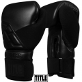 Боксерские перчатки TITLE BKPBG