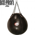 Боксерский мешок Шар BOX-PROFI кожа BP-i1812