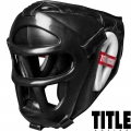 Боксерский бесконтактный шлем TITLE TB-5200