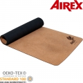 Мат для йоги и пилатес AIREX ECO CORK 183