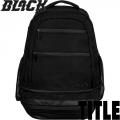 Спортивный рюкзак TITLE BLACK BKBAG3