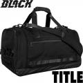 Спортивная сумка для экипировки TITLE BLACK BKBAG4