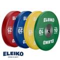 Олимпийский диск для соревнований ELEIKO Olympic WL Competition