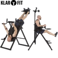 Инверсионный cтoл-турник KlarFit Power-Gym 6-in-1