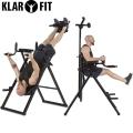 Инверсионный cтoл-турник KlarFit Power-Gym 6-in-1