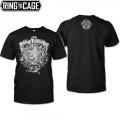 Хлопковая футболка RING TO CAGE RTC-8902