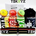 Скоростной мяч-тренажер Файтбол TEKXYZ 3 мяча