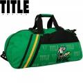 Спортивная сумка-рюкзак TITLE WBC BAG
