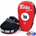 Лапы FAIRTEX FMV12 Cardio