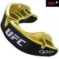 Капа с футляром OPRO UFC Gold