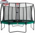 Батут BERG TOYS Champion Green 430 + Safety Net 430 35.44.01.02