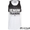 Майка VENUM Training Tank Top Ice Black