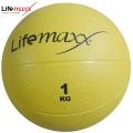 Медбол набивной LifeMaxx LMX1250