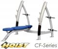 Скамья олимпийская горизонтальная HOIST CF-3170