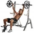 Скамья силовая HOIST Olympic Weights Bench HF4170/1