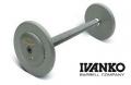 Штанги фиксированные прямые IVANKO R-EP1.25 9-50KG
