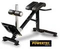 Римский стул/Пресс/Гиперэкстензия POWERTEC P-HC10