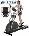 Эллиптический тренажер CIRCLE Fitness EP7000