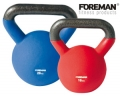 Гири двухцветные FOREMAN Two Tone Kettlebell