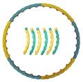 Гимнастический обруч утяжеленный ALEX HULA HOOP Magic Hoop