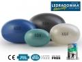 Гимнастический мяч LEDRAGOMMA Eggball MAXAFE
