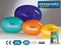 Гимнастический мяч LEDRAGOMMA Eggball STANDARD