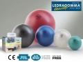 Пилатес-мяч LEDRAGOMMA Soffball MAXAFE