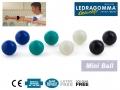 Мяч Антистресс LEDRAGOMMA Mini Ball ø7 см (пара)