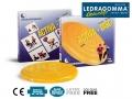 Балансировочный диск LEDRAGOMMA Activa Disc JUNIOR