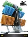 Стойка под штанги (30 шт.) ZIVA ZST-SB-6007