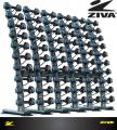 Стойка под гантели ZIVA ZST-VS-6001 30 пар