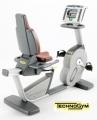 Горизонтальный велотренажер TECHNOGYM Recline 700 VISIOWEB