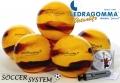 Набор мячей-медболов LEDRAGOMMA Soccer System
