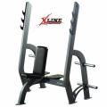 Скамья для жима со стойками INTER ATLETIKA X-LINE X/XR307