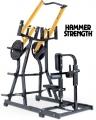 Вертикальная тяга обратным хватом HAMMER STRENGTH ILPD