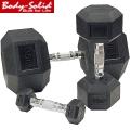 Гантельный ряд BODY SOLID 1-10 кг D-03