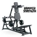 Вертикальные приседания HAMMER STRENGTH PLVSQ