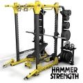 Полная силовая стойка HAMMER STRENGTH HD Elite HDEPR