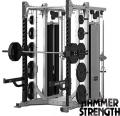 Силовая полустойка двойная HAMMER STRENGTH HD Elite HDECR-HRS