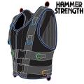 Тренировочный жилет HAMMER STRENGTH HD Elite