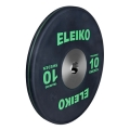 Олимпийский диск ELEIKO Olympic WL Training Disc, black