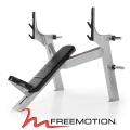 Скамья для жима под углом вверх FREEMOTION F214