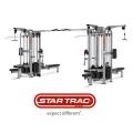 Девятипозиционная станция с блочной рамкой·STAR TRAC M-9619 Insp