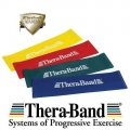 Амортизатор ленточный Петля THERA-BAND Band Loops 20 см