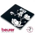 Весы дизайнерские BEURER GS211 MAGNOLIA