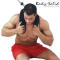 Лямка на шею для скручивания BODY SOLID ACH18
