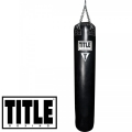 Тайский мешок TITLE Synthetic Leather Thai Heavy Bag кожзам