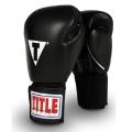 Боксерские тренировочные перчатки TITLE Classic Mexican Style