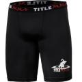 Компрессионный бандаж и ракушка TITLE MMA Pro